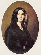 Autora de uma centena de obras, George Sand preocupou-se com a emancipação feminina