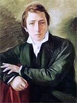 Heine se tornou muito popular na Alemanha com a edição de <i>Livro das canções</i>