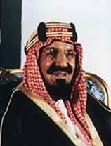 Ibn Saud foi o fundador e o primeiro rei da Arábia Saudita