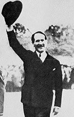 Oswaldo Aranha foi um dos principais articuladores da Revolução de 1930