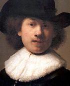 Auto-retrato de um artista que se celebrizou também por retratar-se a si mesmo