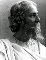 "Rabindranath Tagore, chamado por Gandhi de ""grande mestre"", ganhou o Nobel de Literatura em 1913"