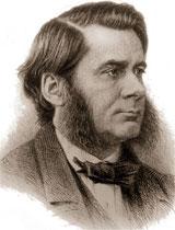 Thomas Henry Huxley foi um apaixonado divulgador das descobertas de Darwin