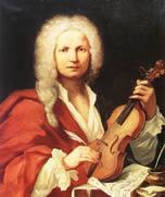 """O padre Antonio Vivaldi é autor de """"As Quatro Estações"""", um dos seus concertos mais conhecidos"""