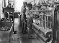 Exploração do trabalho infantil era comum durante a Revolução industrial