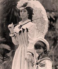 Divulgação - cena de Capitu, filme de Paulo Cesar Saraceni, 1967.