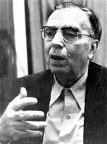 O dramaturgo e escritor Nelson Rodrigues