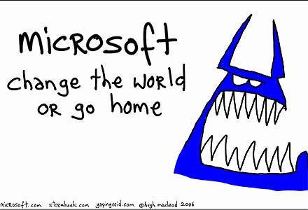 Hugh MacLeod/Microsoft