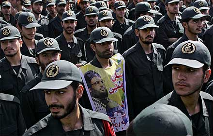 Behrouz Mehri/AFP - 20.out.2006