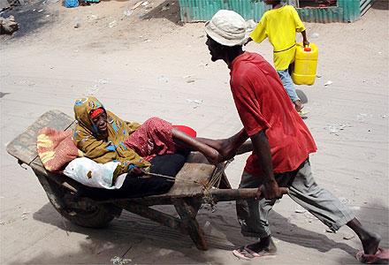 Mustafa Abdi/AFP -10.nov.2007