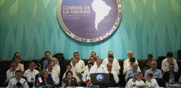 Líderes latino-americanos concordaram essa semana em criar bloco sem EUA e Canadá