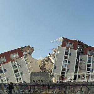 Terremoto no Chile já matou mais de cem pessoas