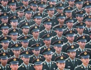 China aumenta gastos em forças armadas<br>e preocupa defesa norte-americana