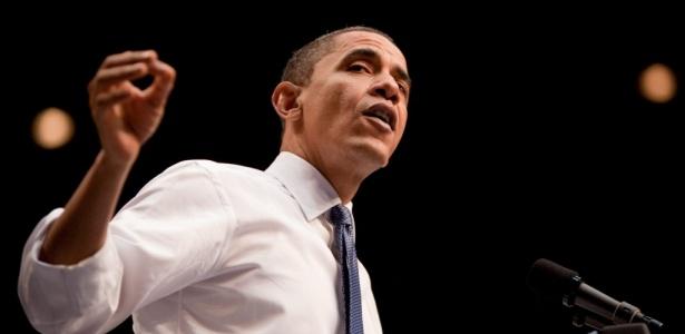 Barack Obama, presidente dos Estados Unidos, enfrenta oposição conservadora