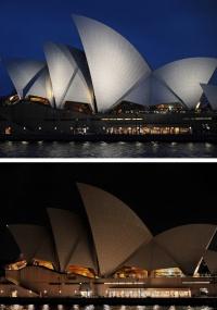 Montagem traz participação da Ópera de Sydney, na Austrália, <br> na Hora do Planeta