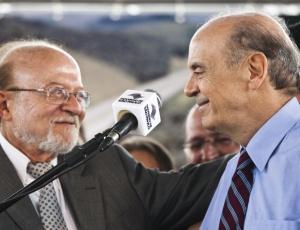 Serra deixa governo; Alberto Goldman assumirá
