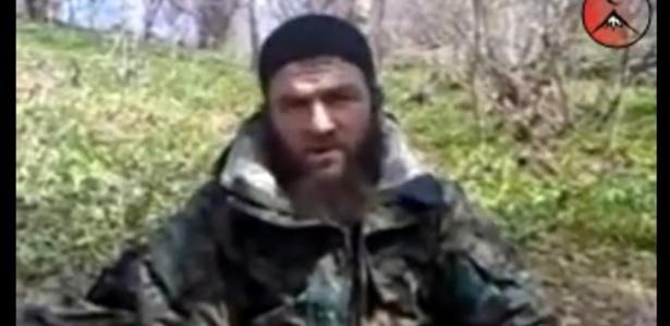 Doku Umarov, rebelde da Tchetchênia, reivindica autoria dos ataques suicidas em Moscou