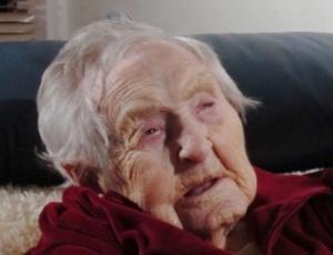 Neva Morris, mulher mais velha dos EUA, morreu