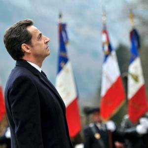 Presidente francês Nicolas Sarkozy já disse que quer analisar os problemas com a seleção do país