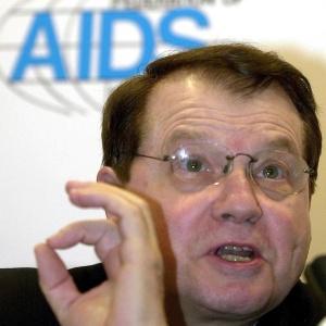 Luc Montagnier, primeiro cientista a isolar o vírus da Aids em laboratório, ganhou o Nobel em 2008 - 03.abr.2001