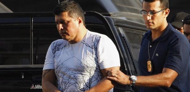 Um dos traficantes internacionais mais procurados pelos Estados Unidos, o colombiano Nestor Caro Chapparro, de 42 anos, foi preso pela Polícia Federal no início da tarde desta sexta