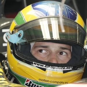 Senna volta ao cockpit para o resto da temporada