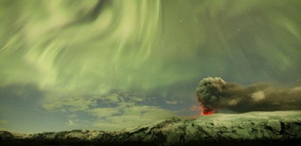 Centenas de milhares de passageiros foram afetados pelas cinzas do vulcão Eyjafjallajökull