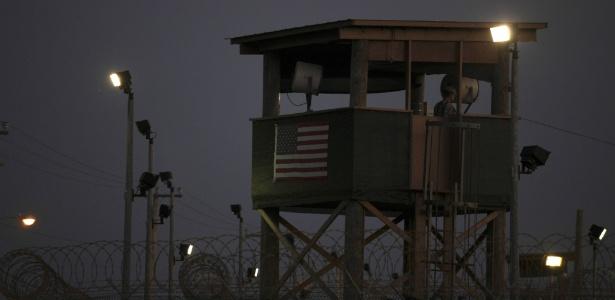 O palestino Abu Hijazi, de 30 anos, passou os últimos oito preso em Guantánamo