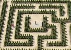 O labirinto da mente: a cada passo você deve escolher entre dois caminhos - Michael Urban/DDP/AFP