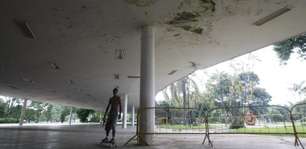 Após dois anos de obras e quatro de espera, a marquise do Parque do Ibirapuera, será reaberta
