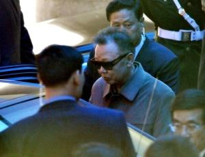 O ditador norte-coreano Kim Jong-il chegou à China na madrugada desta segunda-feira (3) para uma visita a sua maior aliada