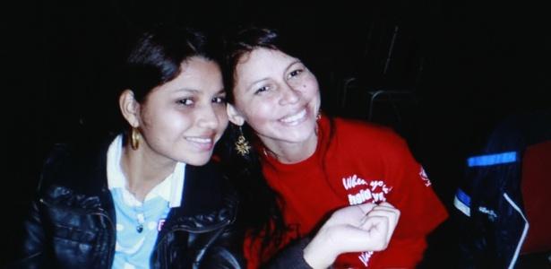 Eliane Carolina Correa Marques (esquerda) e Adriana Correa Barros foram mortas, junto do menino Sávio, na cidade de Enschede