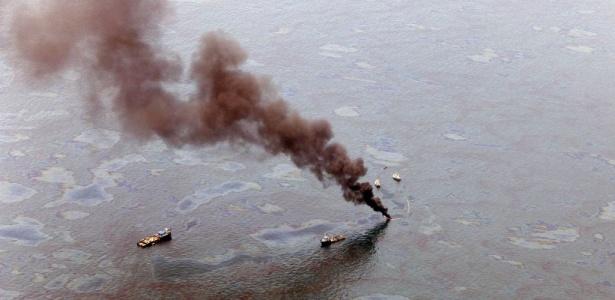 Mancha de óleo cresce no Golfo do México e pode chegar a outras Estados e países