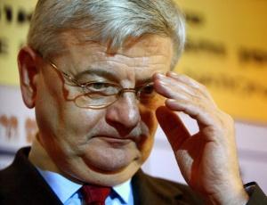 Ex-ministro das Relações Exteriores da Alemanha, Joschka Fischer