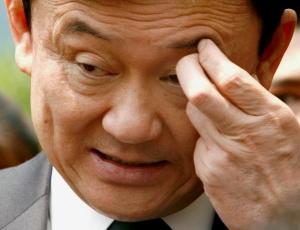 O ex-primeiro-ministro no exílio, Thaksin Shinawatra, é acusado de terrorismo