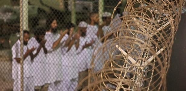 Prisão de Guantánamo, Cuba: uma das promessas desfeitas de Obama