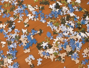 Atividades como montar um quebra-cabeça diminuiu os níveis de proteína beta amiloide, que afeta as células nervosas