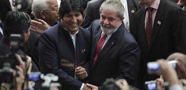 Após ação da PF, líderes latino-americanos se solidarizam com Lula - Silvia Izquierdo/AP