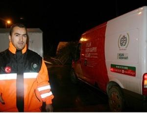 O turco Necdet Yildirim era ativista humanitário, mas desejava morrer pela causa muçulmana