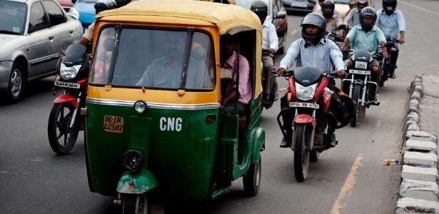 Centenas de jovens advogados estão se mudando para a Índia