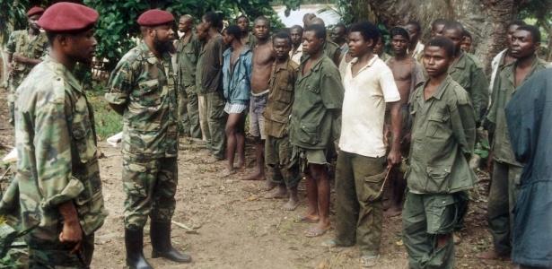População do Congo sofre com combates, estupros e mutilações