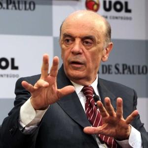Torcedor José Serra acredita que o Palmeiras vai começar a melhorar no Campeonato Brasileiro