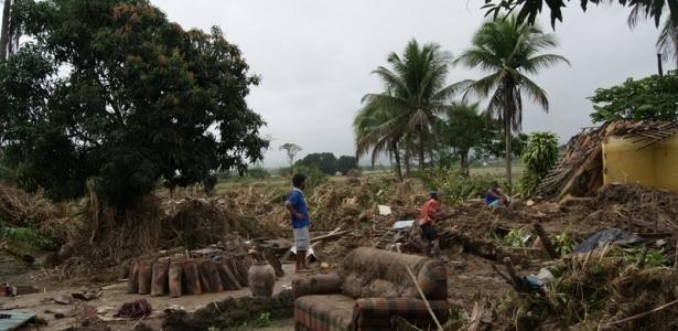 Comunidade quilombola do povoado de Muquém é resgatada em Alagoas