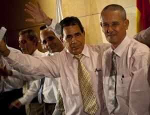 Sete ex-presos políticos cubanos chegaram na última semana em Madrid, na Espanha. Eles foram os primeiros dos 52 autorizados a deixar o país, em uma medida que foi negociada com Havana pela Igreja Católica e pela diplomacia espanhola