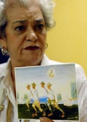 C&#233;lia Labanca, diretora do Museu de Arte Contempor&#226;nea (MAC) de Pernambuco, em Olinda (PE), fala sobre o furto do quadro &#34;Enterro&#34;, do pintor C&#226;ndido Portinari. A aus&#234;ncia da pe&#231;a foi percebida nesta quarta (14). <strong>veja a imagem no &#225;lbum do dia </strong>