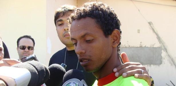 Irmão de Bruno é preso no Piauí por suspeita de tentativa de estupro