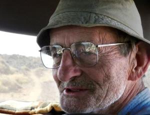 Michel Germaneau, aposentado francês de 78 anos de idade que é mantido refém no Mali pela Al Qaeda