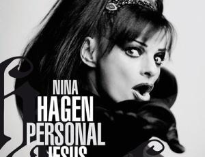 Capa do disco de Nina Hagen, Personal Jesus