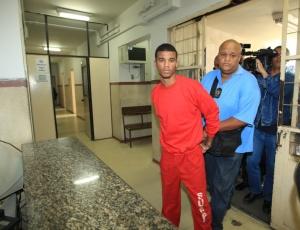 Primo de Bruno, Sérgio Rosa Sales participou de acareação em MG; veja mais imagens do caso