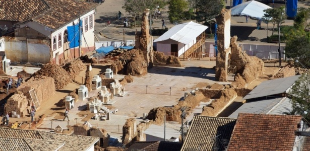 """Em menos de um mês, o projeto """"Canteiro Aberto"""" já recebeu 770 visitantes"""
